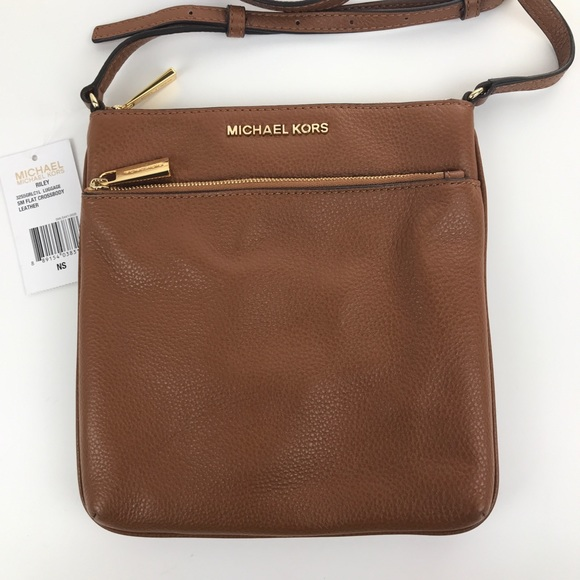 c11966bca655 Michael Kors Bags | Riley Small Pebbledleather Crossbody | Poshmark